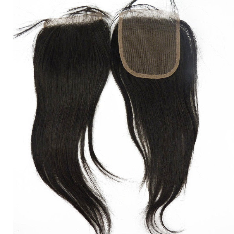 Image of Peruvian Straight Lace Closure