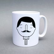 Image of Charles Rennie Mackintosh mug