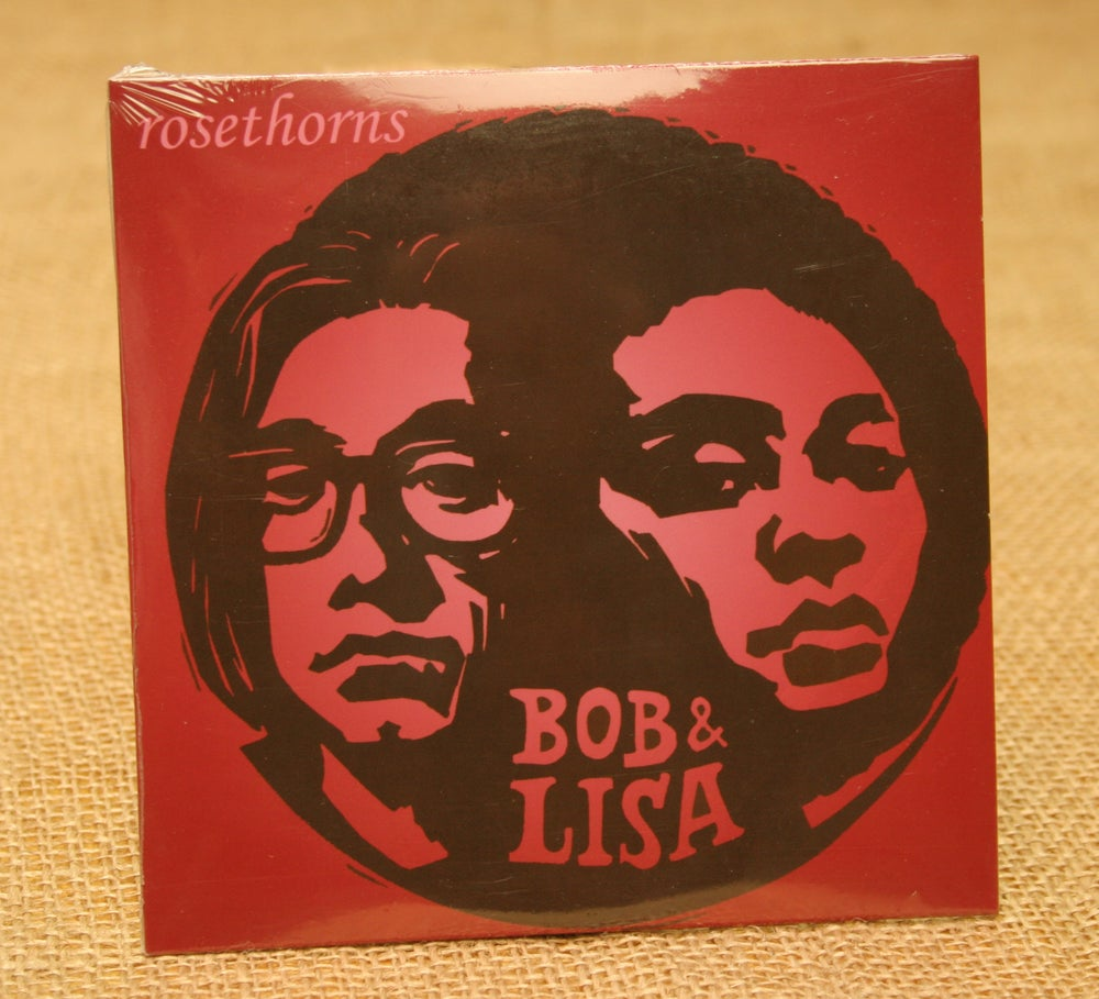 Image of Bob and Lisa - CD