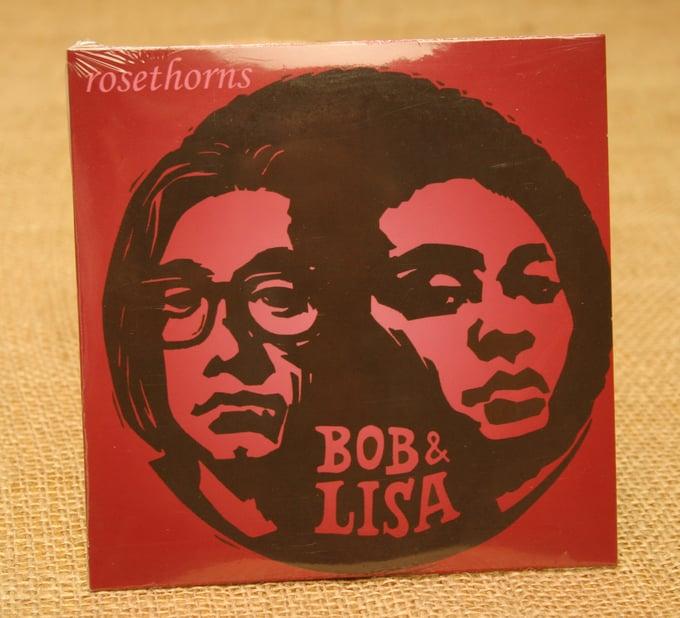 Image of Bob and Lisa - CD