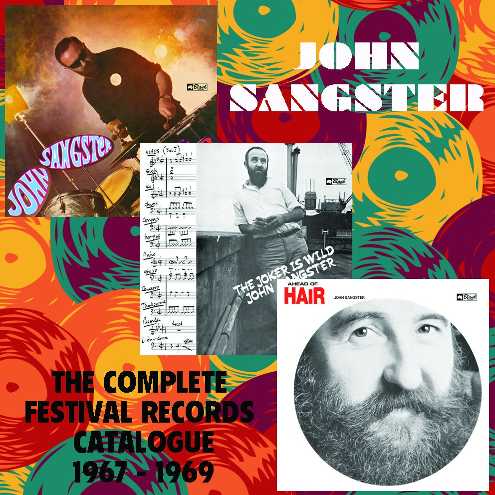 Image of The Complete Festival Records Catalogue 1967-1969