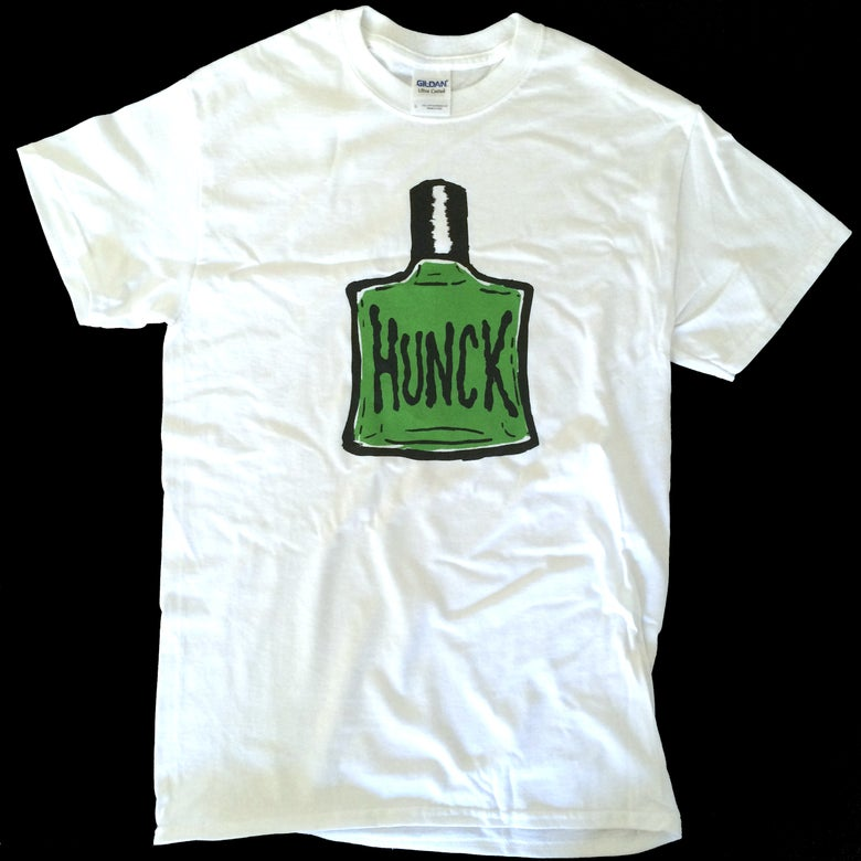 Image of Hunck Aftershave T-shirt