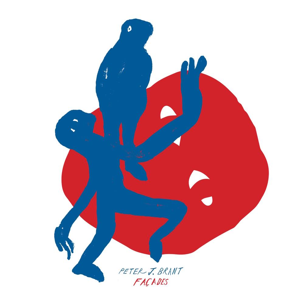 "Image of Peter J. Brant - ""Façades"" LP"