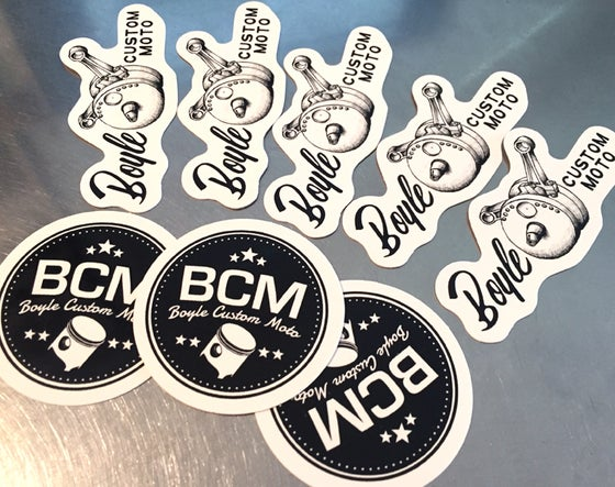 Image of BCM Sticker Pack