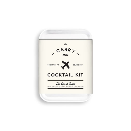 Image of W&P Carry-on Cocktail Kit- Gin & Tonic