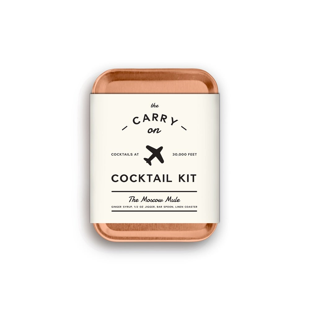 Image of Carry-on Cocktail Kit- Moscow Mule