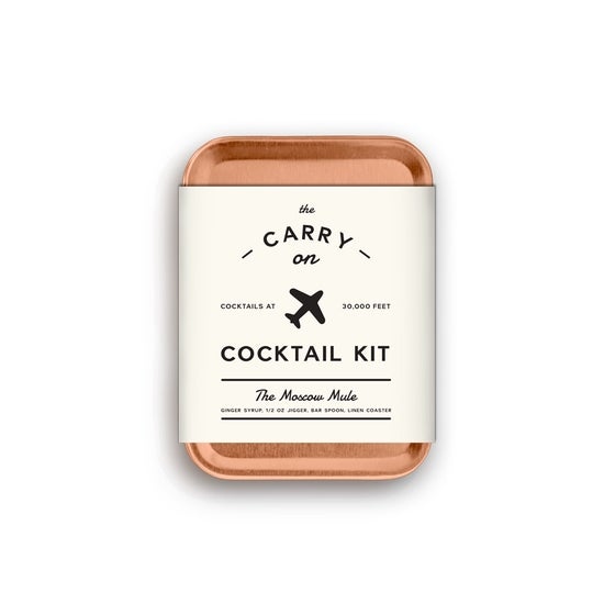 Image of W&P Carry-on Cocktail Kit- Moscow Mule