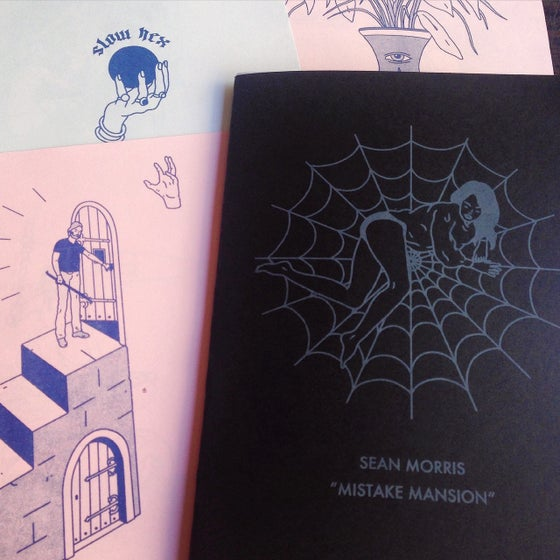 Image of 'MISTAKE MANSION' Zine