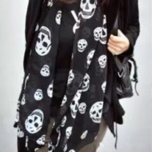 Image of Skull Scarf