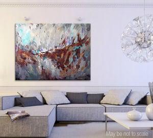 Image of 'Terrae motus' - 90x120cm