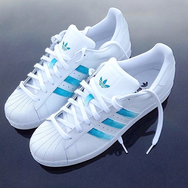 outlet store b36c8 82168 'ADIDAS SUPERSTAR - ICE FADE'