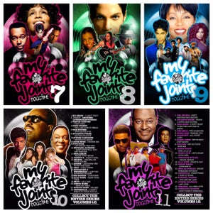 """Image of DOGG TIME """"MY FAVORITE JOINTS"""" MIX 7-11 ***COMBO PACK***"""