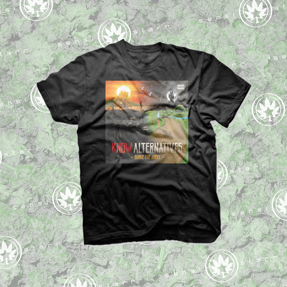 Image of Know Alternatives Cover Shirt