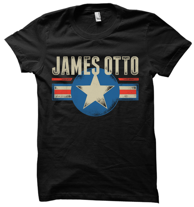 Image of James Otto Star Tee