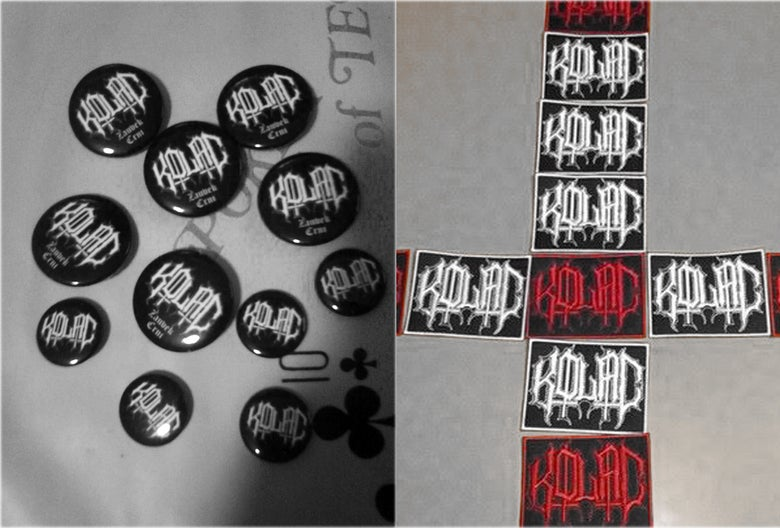 Image of Kolac - Pins & Patches