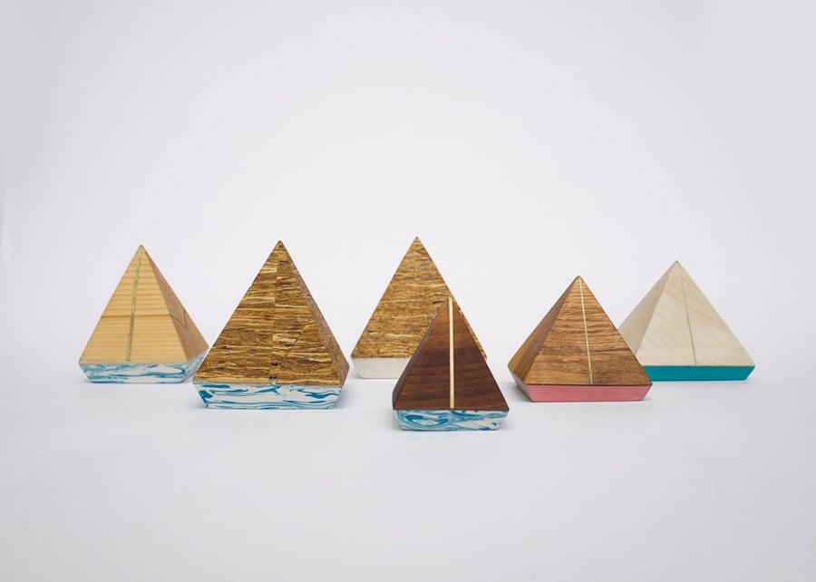 Image of Pyramids