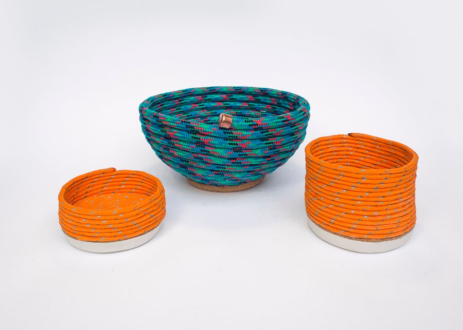 Image of Braided Rope Dish