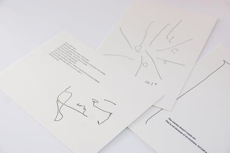 Image of transcription product by Junichi Ogawa