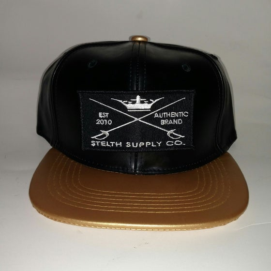 Image of Tradition- Black   with gold brim