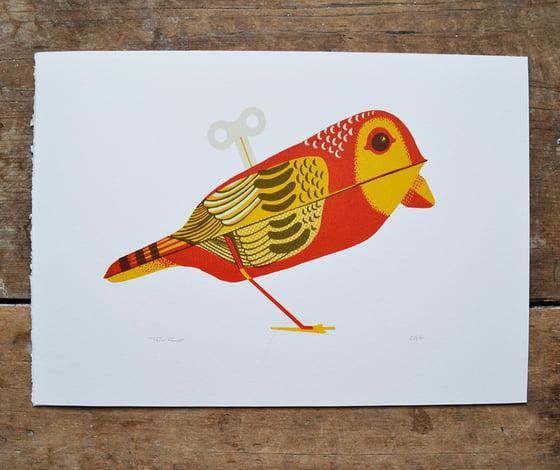 Image of Wind-up Bird