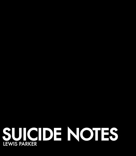 Image of Suicide Notes