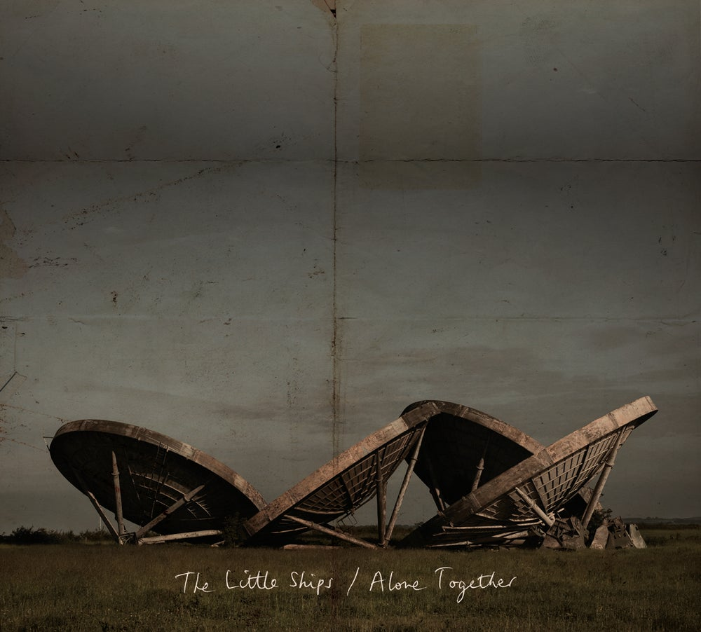 Image of THE LITTLE SHIPS - ALONE TOGETHER (CD KM1CD - 2016)