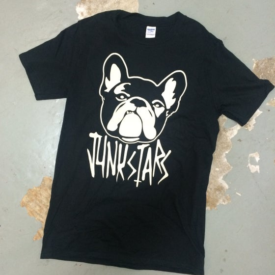 Image of Junkstars - Dog (Black Shirt)