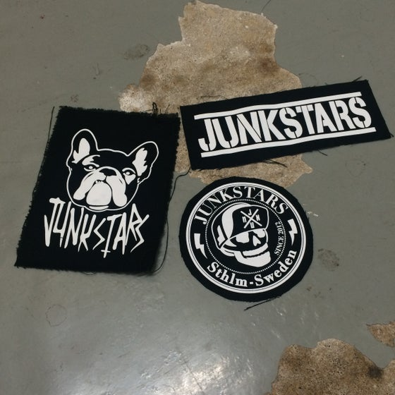Image of JUNKSTARS - Patches