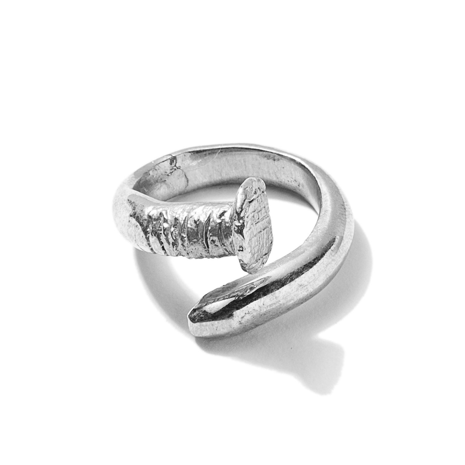 Image of Oversized Nail Ring