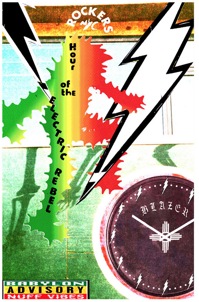Image of HOUR OF THE ELECTRIC REBEL