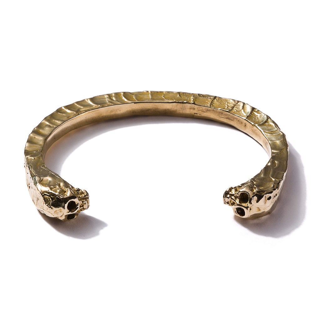 Image of Skull to Skull Bangle