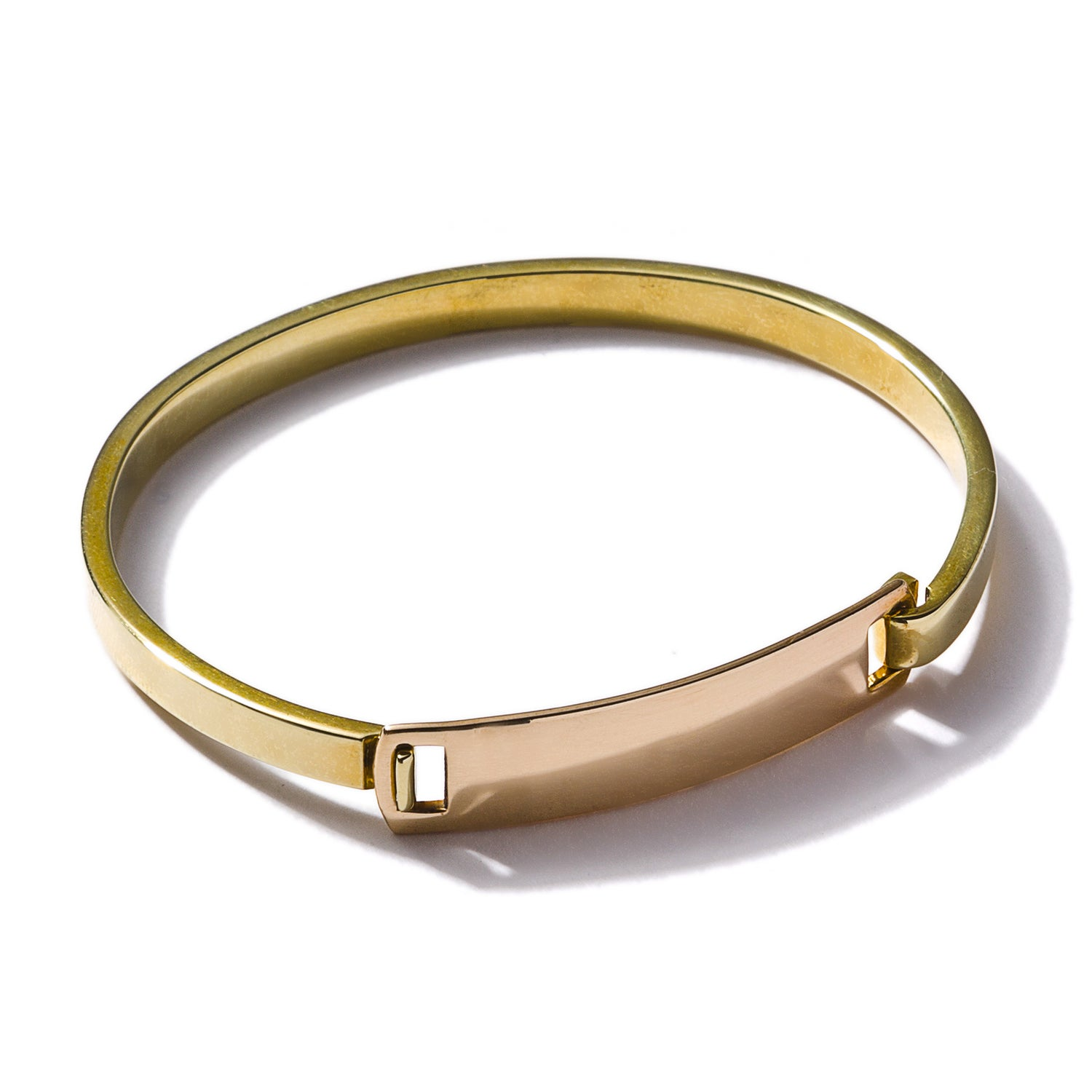 Image of Name Tag Bangle
