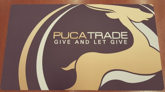 "Image of PucaTrade Playmat ""Rare"""