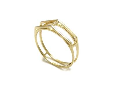 Image of gold ring no.17