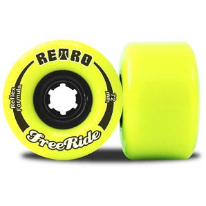 Image of RETRO FREERIDE 72MM WHEELS