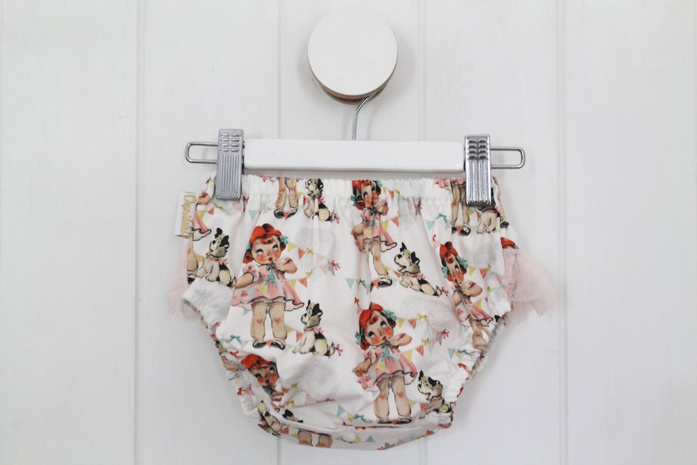 Image of Fairytale Bloomers - Puppy Dog Tails