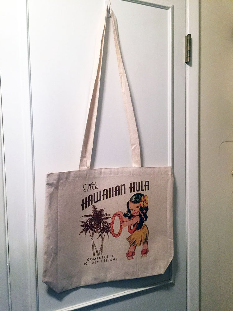 Image of Large Tote Bag