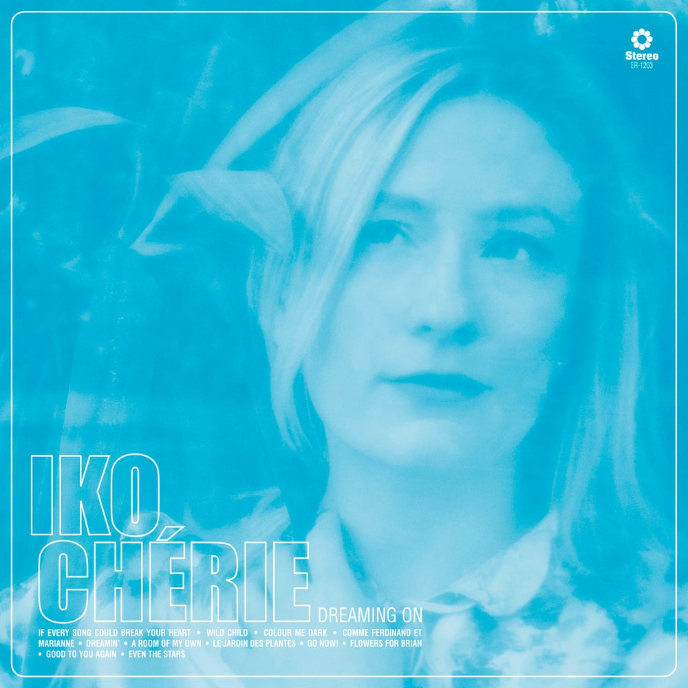 """Image of IKO CHÉRIE - 'Dreaming On' (Limited 12"""" vinyl with MP3s / CD)"""