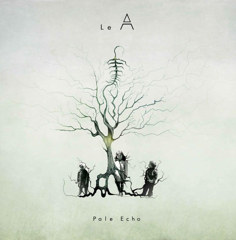 Image of Le A - Pale Echo CD