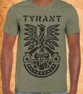 Image of TYRANT Crest Tee