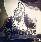 Image of TYRANT Squatchville Trails Chrome Foil Stickers
