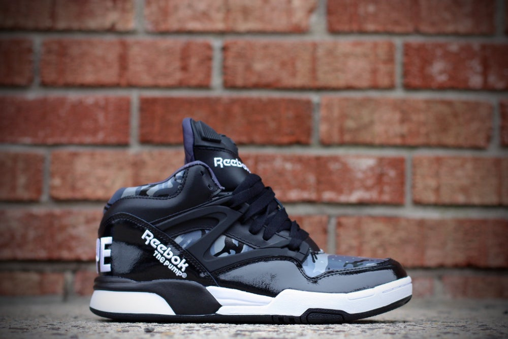 "Image of REEBOK OMNI PUMP X BAPE ""AAPE"" A BATHING APE"