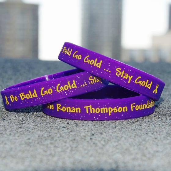 Image of RTF Stay Gold Bracelet - Pack of 2
