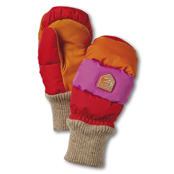 Image of Gloves - Swisswool Merino Loft Jr. - pink