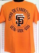 Image of  Croix De Candlestick T-Shirt