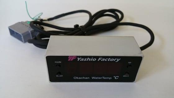 Image of Yashio Factory 'Okachan' Water Temp Meter