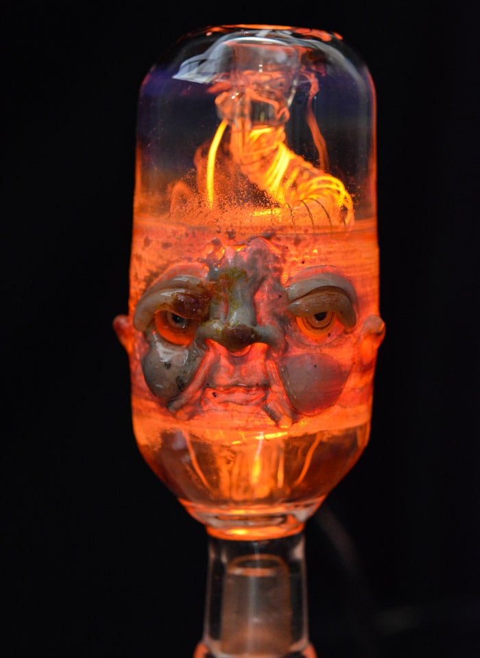 """Image of Bulb #19/100 """"Brain Cocktail"""""""