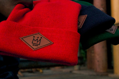 Image of MAB MINDZ WINTER '15 BEANIES