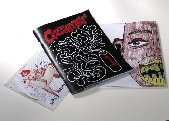 Image of CREAMER MAGAZINE #1