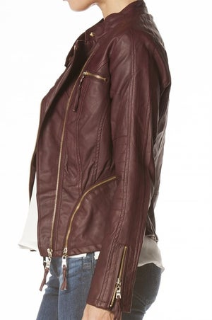 Image of Oxblood Jacket